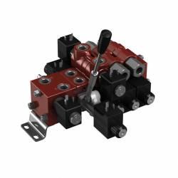 ELECTRO-DISTRIBUTEURS EMPILABLES 30L/MIN