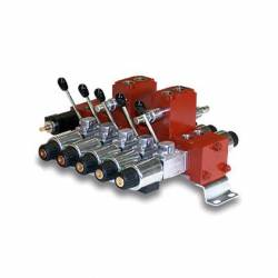 ELECTRO-DISTRIBUTEURS EMPILABLES 60L/MIN