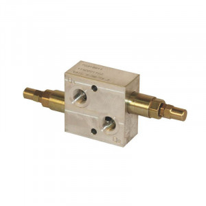 valves antichoc double