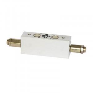 valve d'equilibrage pour cetop