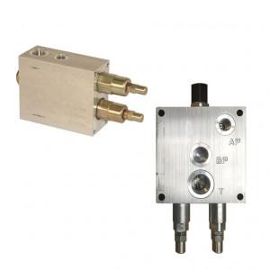 conjoncteur/ disjoncteur pour pompe double (bp/hp)